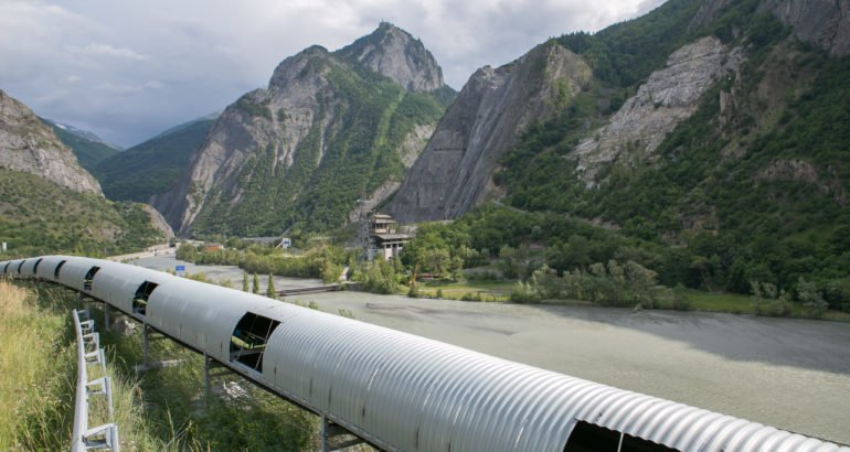 Lyon-Turin, un projet de 260 kilomètres de voies ferroviaires nouvelles pour doubler une voie ferroviaire existante. Un choix écologique ? Daniel Ibanez