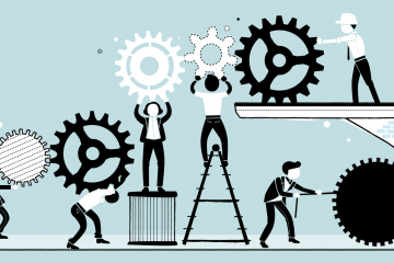 La place de la maintenance et du travail dans le système productif contemporain et dans ses nécessaires transformations